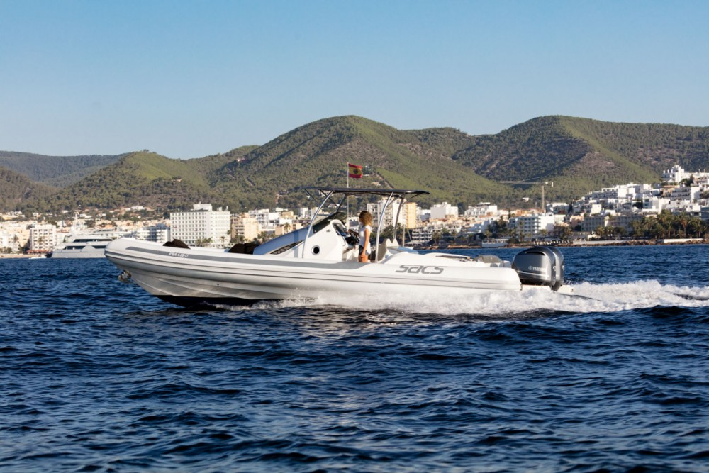 Rental yacht Marina Botafoch - Sacs Strider 10 on SamBoat