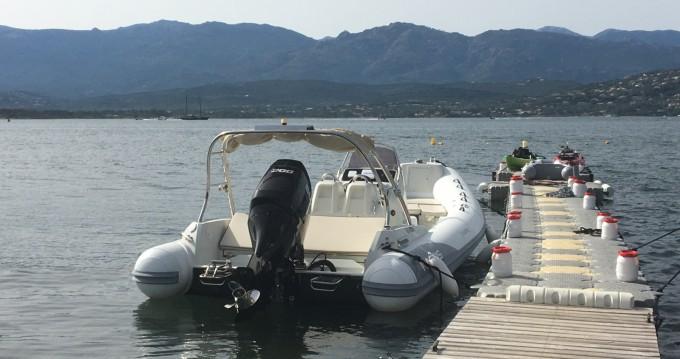 Rental yacht Porto-Vecchio - Kardis THUNDERBIRD 780 on SamBoat