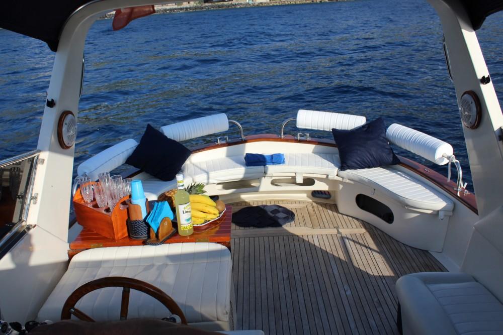 Boat rental Massa Lubrense cheap Smeraldo 9