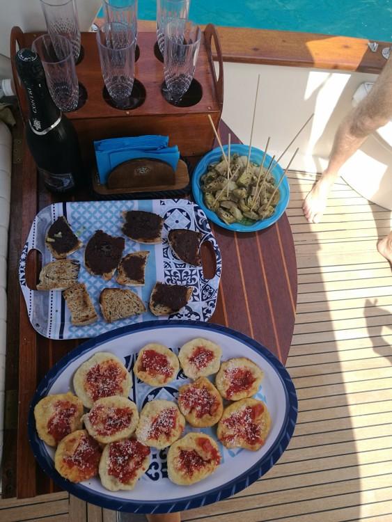 Rental yacht Massa Lubrense - Apreamare Smeraldo 9 on SamBoat