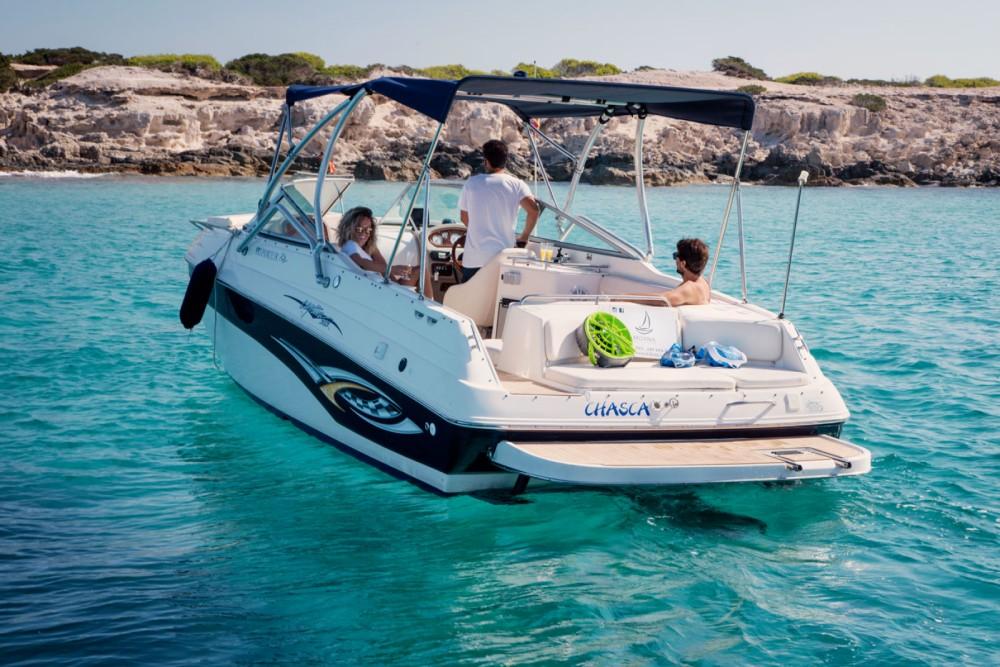 Boat rental Ibiza cheap Captiva 282