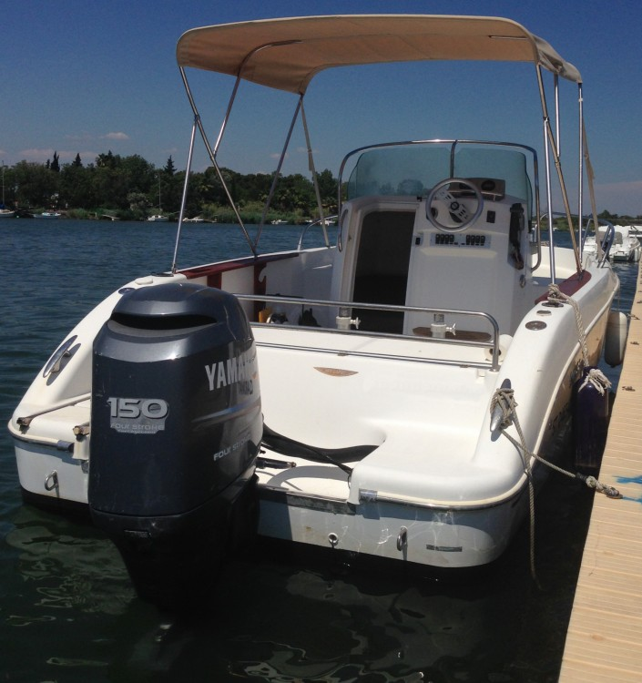 Rental Motor boat in Agde - Sessa Marine Key Largo 22 Deck