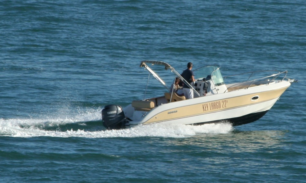 Motor boat for rent Agde at the best price