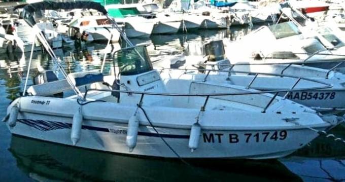 Boat rental Aquamar Aquamar 17 in Le Rove on Samboat