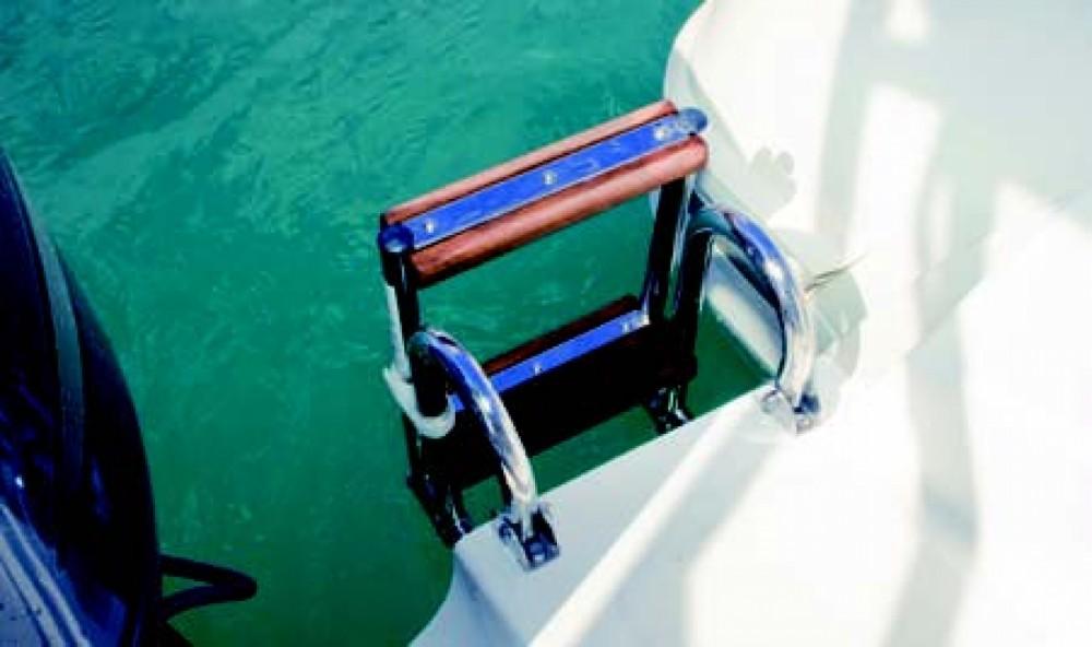 Boat rental Propriano cheap Tempest 626