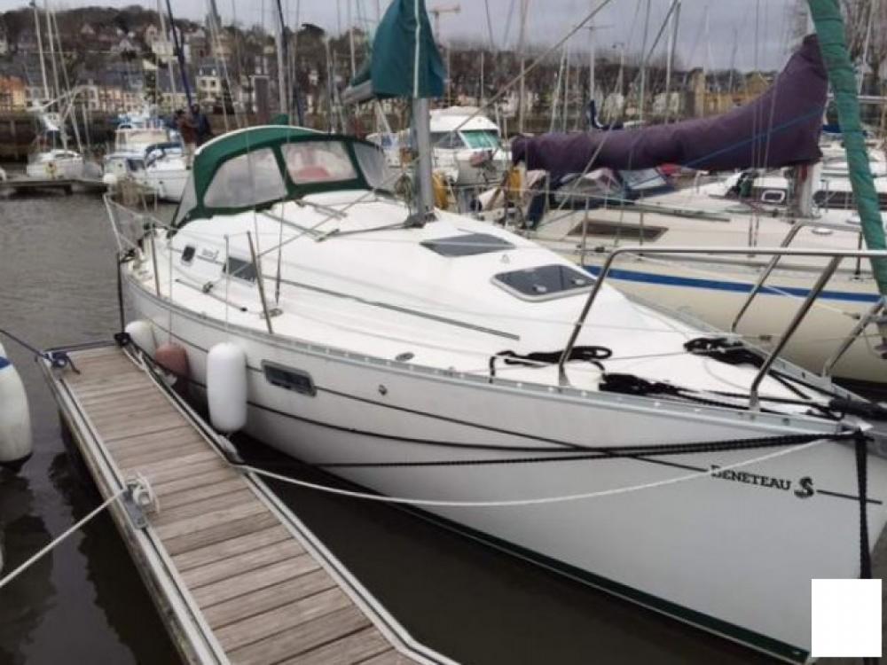 Rental Sailboat in Honfleur - Bénéteau Oceanis 281