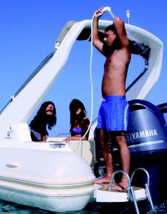 Rental yacht Propriano - Capelli Tempest 626 on SamBoat
