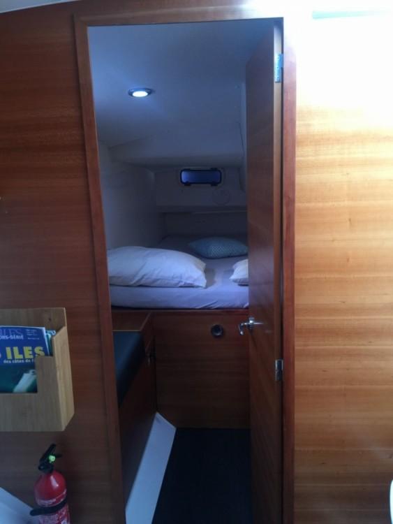 Catamaran for rent La Trinité-sur-Mer at the best price
