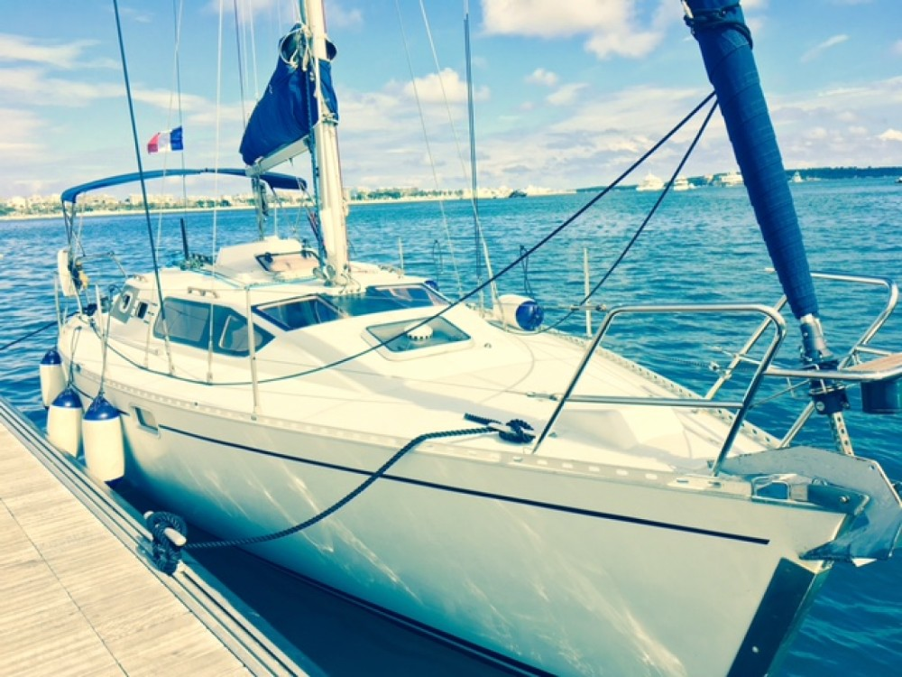 Boat rental Cannes cheap Feeling 326