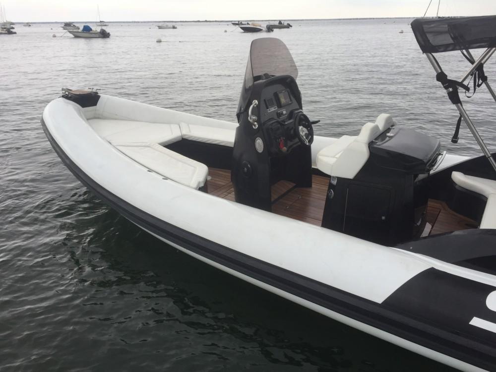 Boat rental Lège-Cap-Ferret cheap Strider 8