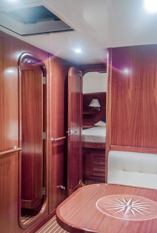 Rental Yacht in Marina empuriabrava - Menorquin-Yachts 160