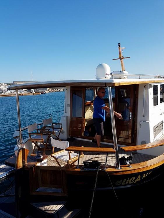 Rental yacht Marina empuriabrava - Menorquin-Yachts 160 on SamBoat