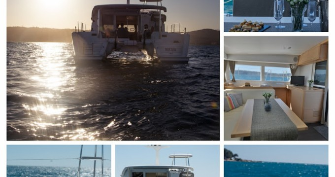 Lagoon Lagoon 40 Motor Yacht between personal and professional Cannes