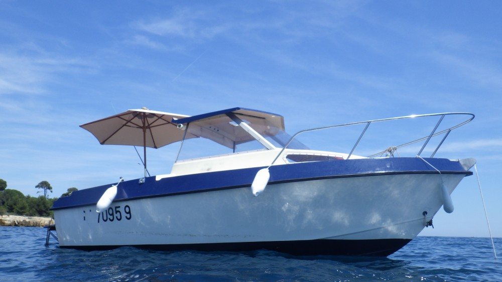 Rental yacht Antibes - Ocqueteau Alienor 540 on SamBoat