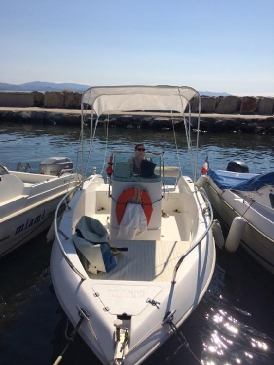 Boat rental Aquamar 17 in  on Samboat