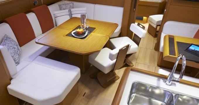 Rental Sailboat in Lefkada (Island) - Jeanneau Sun Odyssey 479