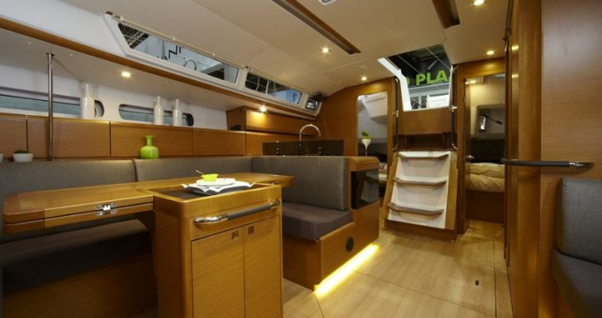 Rental Sailboat in Paros Island - Jeanneau Sun Odyssey 449