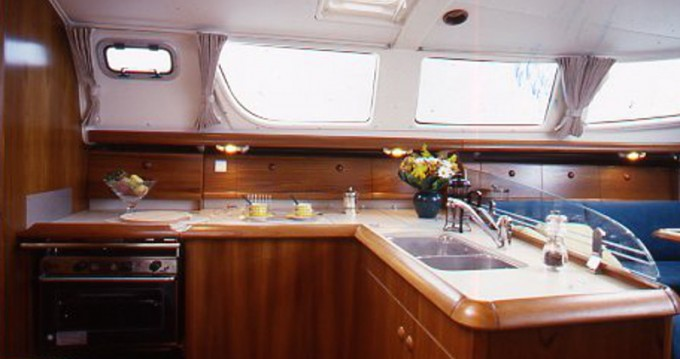 Boat rental Alimos cheap Sun Odyssey 43DS