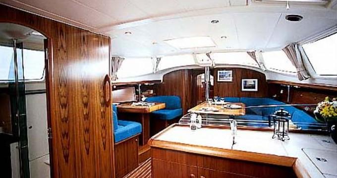 Rental Sailboat in Alimos - Jeanneau Sun Odyssey 43DS