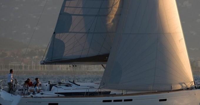 Rent a Jeanneau Sun Odyssey 519 Alimos