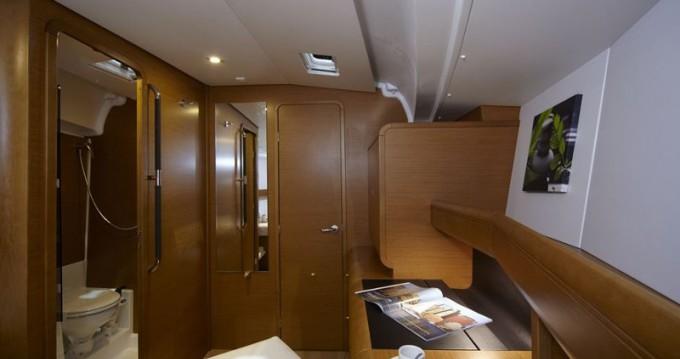 Rental yacht Rhodes - Jeanneau Sun Odyssey 449 on SamBoat