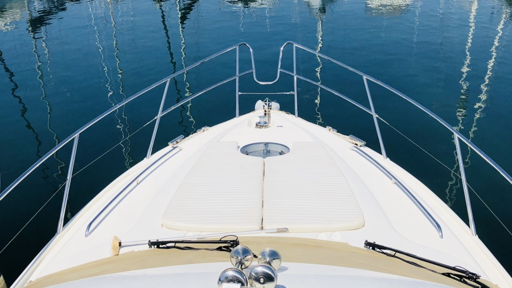 Rental yacht Saint-Raphaël - Princess Princess 40 Fly on SamBoat