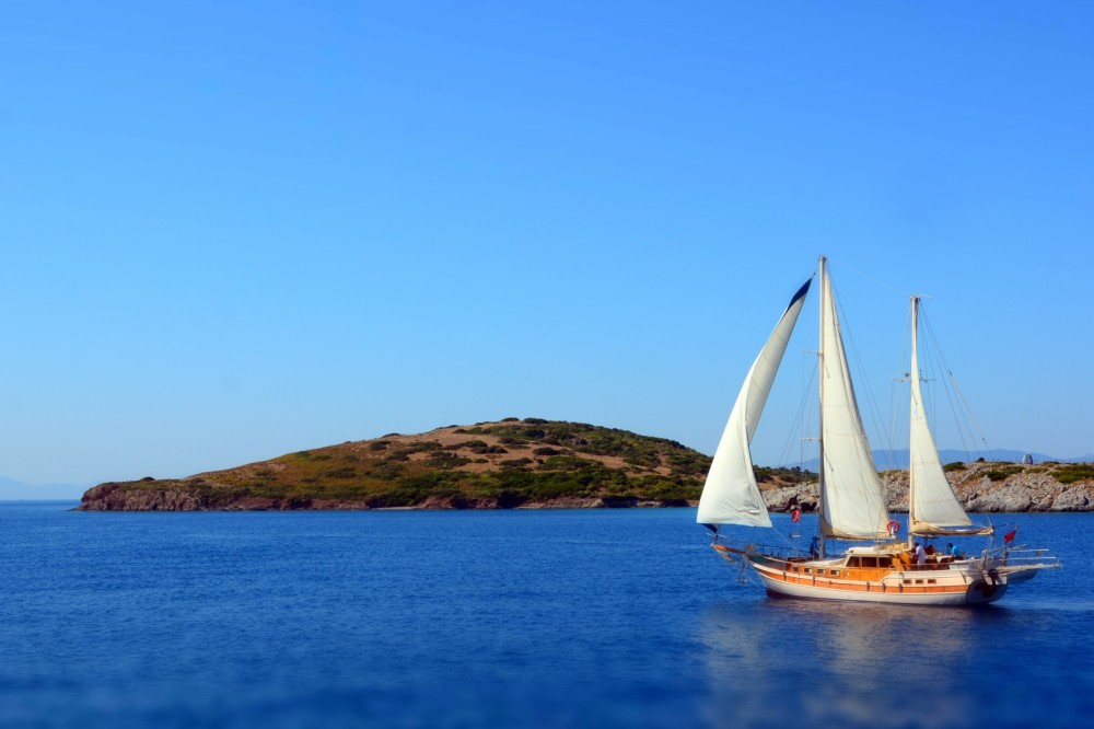Custom Made Bodrum Gulet between personal and professional Bodrum