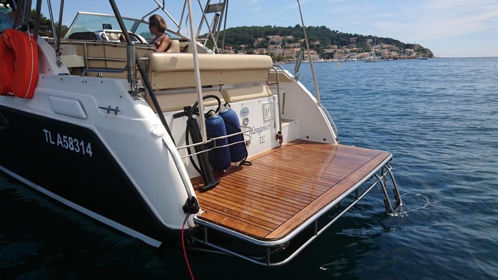 Rental Motor boat in Saint-Mandrier-sur-Mer - Doral PRESTANCIA 255 MC