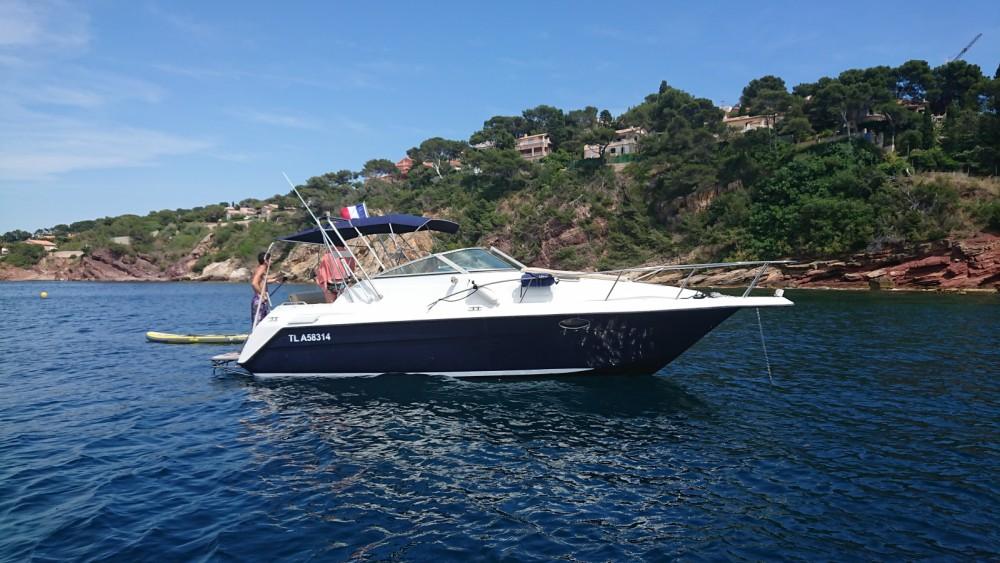 Rental yacht Saint-Mandrier-sur-Mer - Doral PRESTANCIA 255 MC on SamBoat