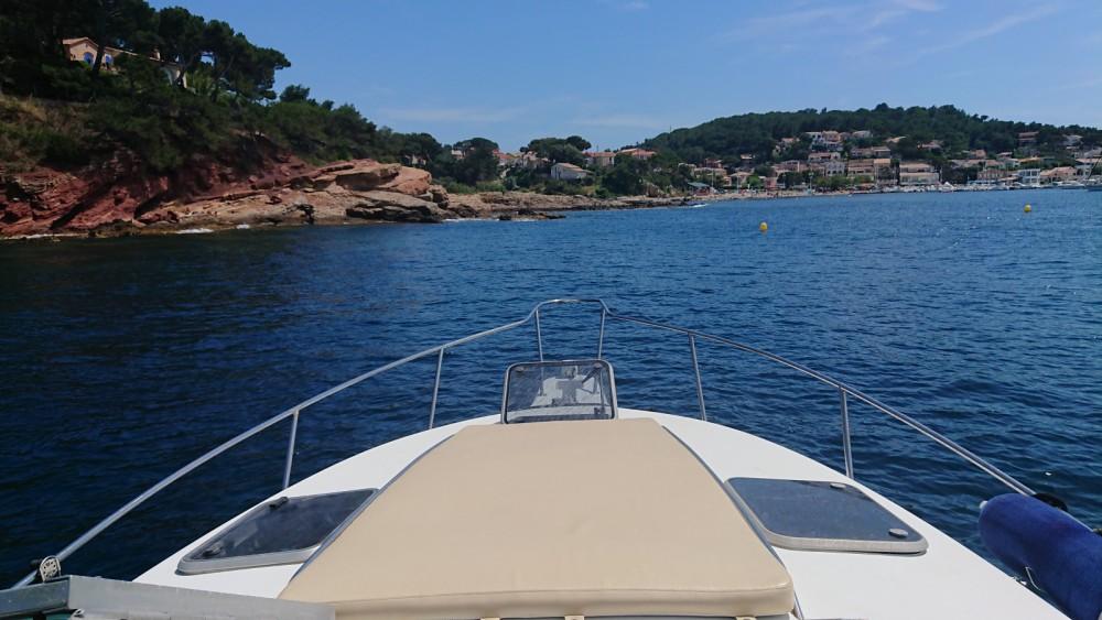 Boat rental Saint-Mandrier-sur-Mer cheap PRESTANCIA 255 MC