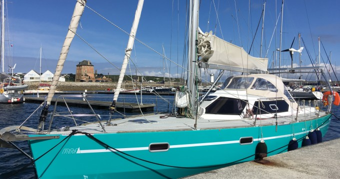 Hire Sailboat with or without skipper Rm Brest