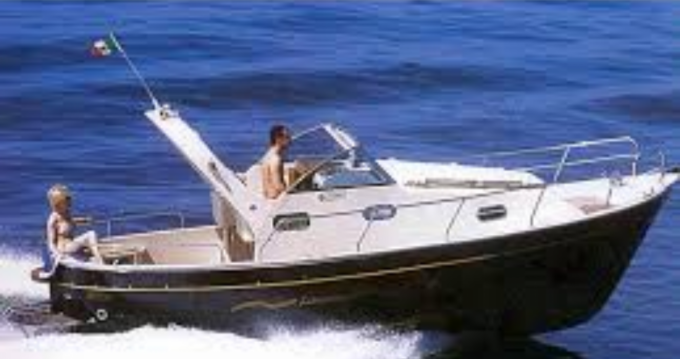 Hire Motorboat with or without skipper Mimi Monte di Procida