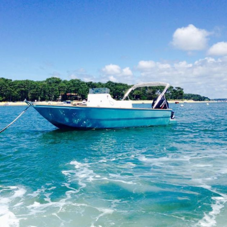 Rental yacht Lège-Cap-Ferret - Nauti Boy 6.90 on SamBoat
