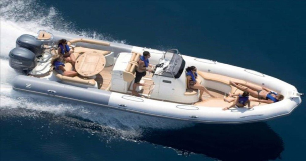 Boat rental Sitges cheap Medline 850