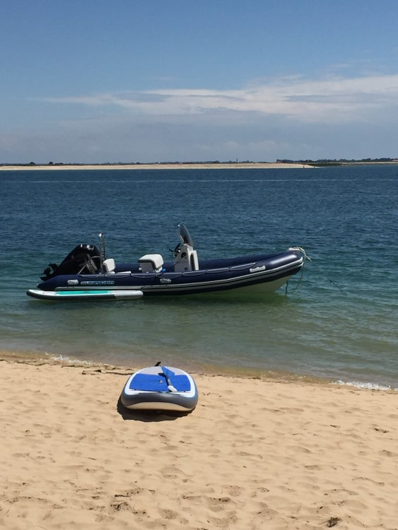 Rental yacht La Flotte - Bombard Sunrider 650 on SamBoat