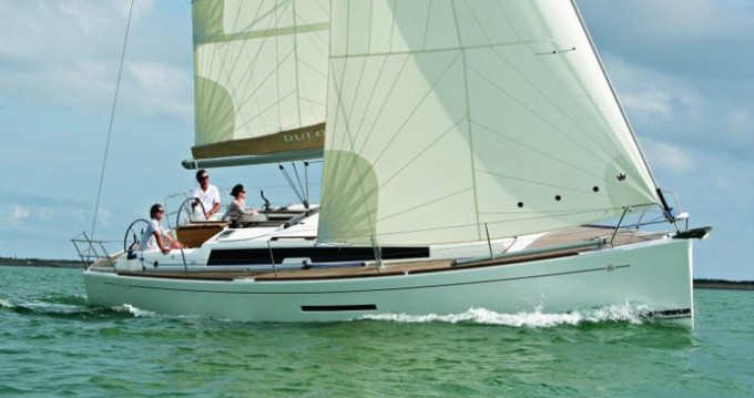 Dufour Dufour 380 Grand Large between personal and professional Lorient