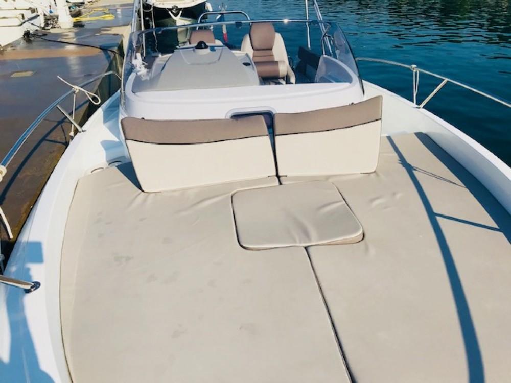 Boat rental Jeanneau Cap Camarat 7.5 WA Serie 2 in  on Samboat