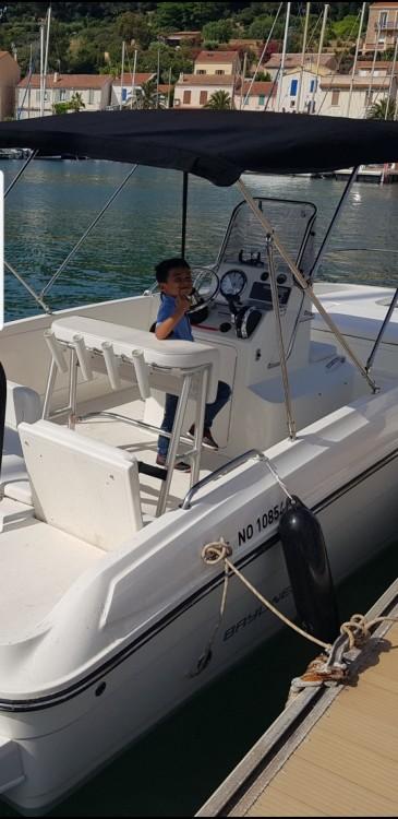 Hire Motor boat with or without skipper Bayliner La Seyne-sur-Mer