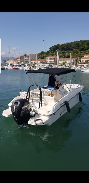 Bayliner CC7 between personal and professional La Seyne-sur-Mer