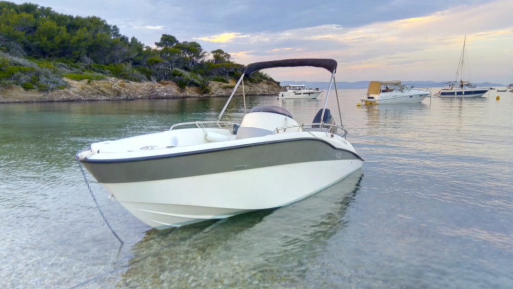 Clear ARIES 615 OPEN between personal and professional Hyères