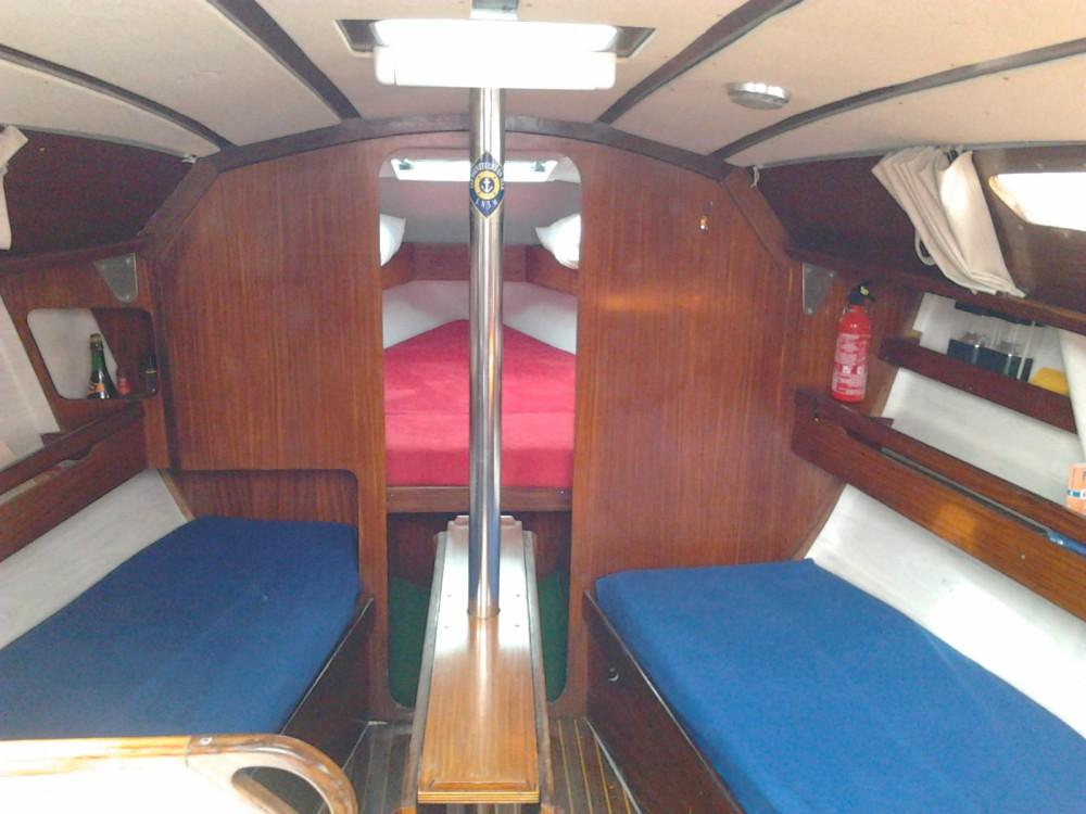 Rental Sailboat in La Rochelle - Gibert Marine Gib Sea 84