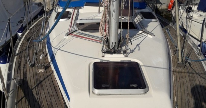 Boat rental Marina di Grosseto cheap Bavaria 340 Caribic
