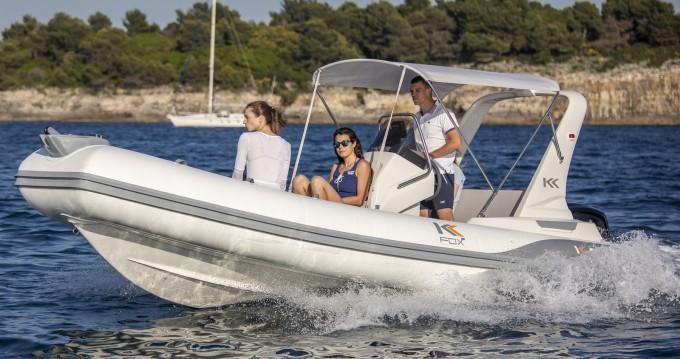 Rental yacht Pula - Kardis Kardis Fox 570 on SamBoat