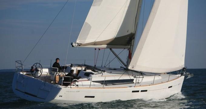 Rental Sailboat in Kos - Jeanneau Sun Odyssey 439