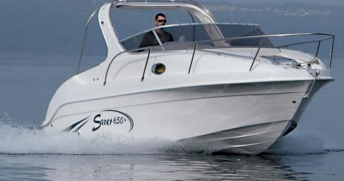 Saver Saver 650 Cabin between personal and professional Ajaccio