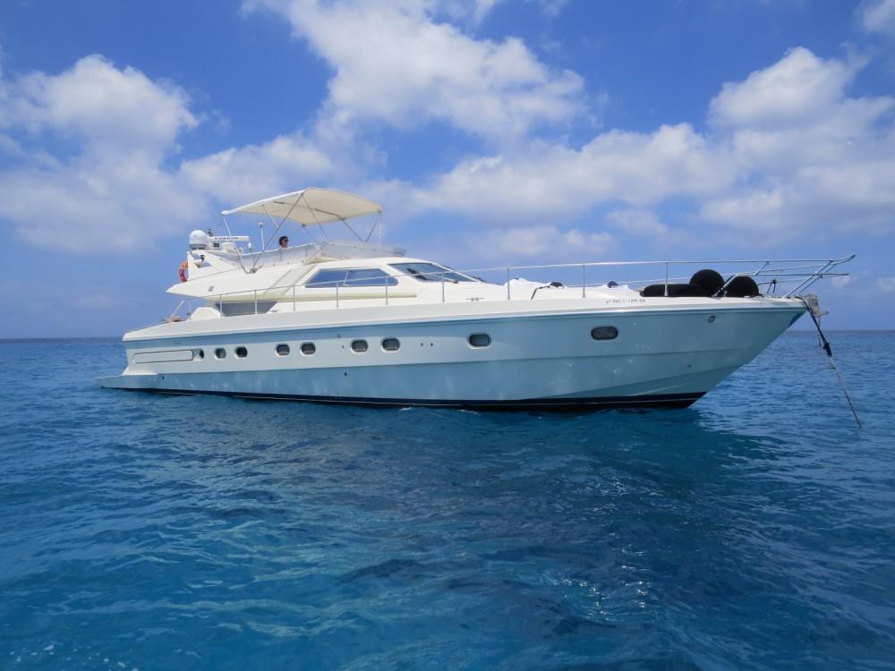 Rental Yacht in Balearic Islands - Ferretti 175