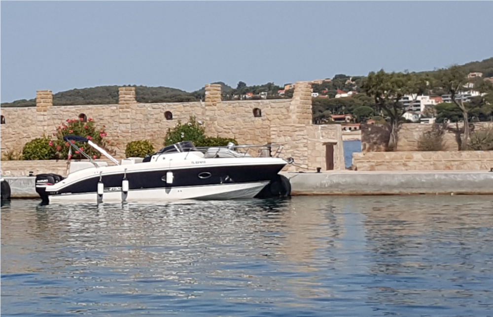 Hire Motor boat with or without skipper Mano Marine Le Brusc