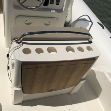 Hire RIB with or without skipper Capelli Grand Piquey