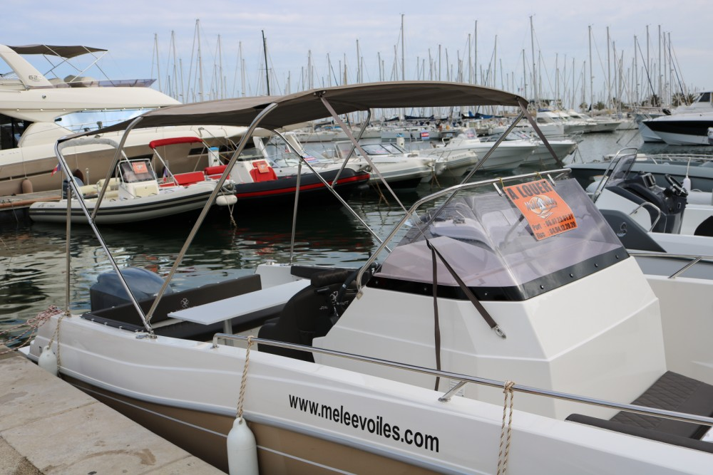 Boat rental Pacific Craft North Shore in Hyères on Samboat