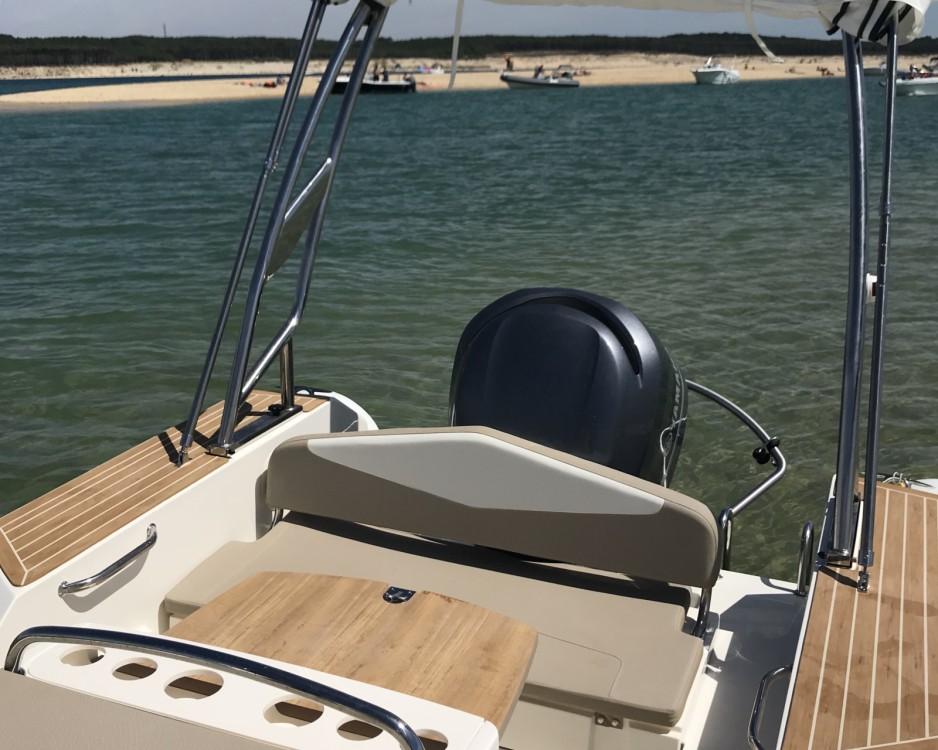 Boat rental Lège-Cap-Ferret cheap Tempest 700